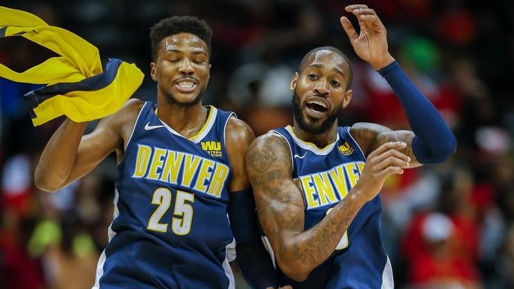 NBA: Zacięte starcie liderów konferencji. Nuggets pokonali Raptors
