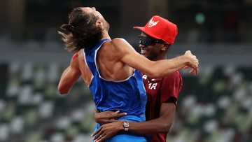 Tokio 2020: Dwóch mistrzów olimpijskich w skoku wzwyż
