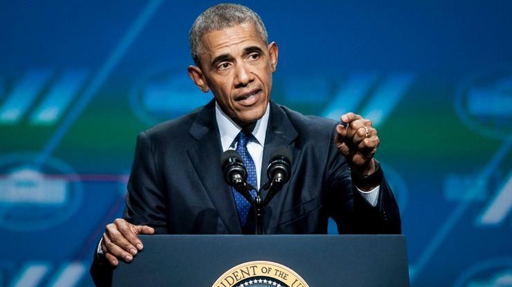 Obama: IS w defensywie, retoryka Trumpa nie do przyjęcia