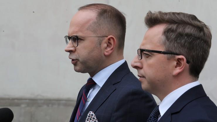 """Kontrola posłów KO w resorcie zdrowia. """"Dokumenty są u pracowników w domu"""""""