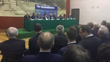 """""""Musimy mieć wyższy wynik w przyszłych wyborach parlamentarnych"""" - prezes PiS na spotkaniu w Krakowie"""