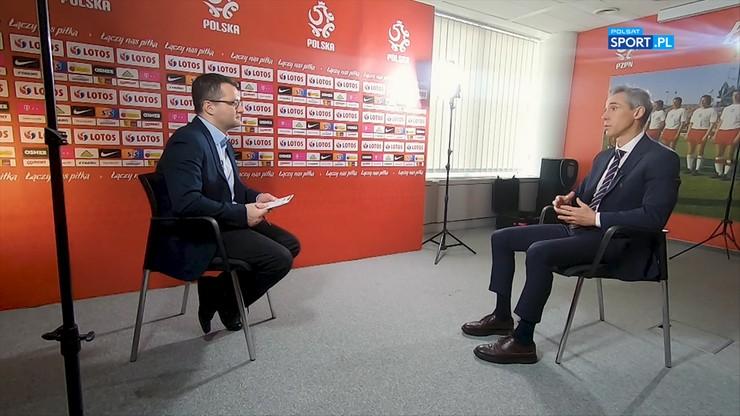 """Ekskluzywny wywiad z Paulo Sousą. """"Mamy dość jakości, aby wygrywać z każdym rywalem"""""""