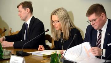 """""""Straszliwe niedopatrzenie"""" na przesłuchaniu komisji śledczej. Ujawniono głos agentki ABW"""