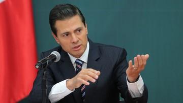Prezydent Meksyku: nie zapłacimy za mur na granicy z USA