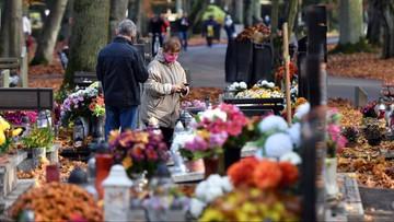 Straty w wyniku zamknięcia cmentarzy. Do piątku można składać wnioski