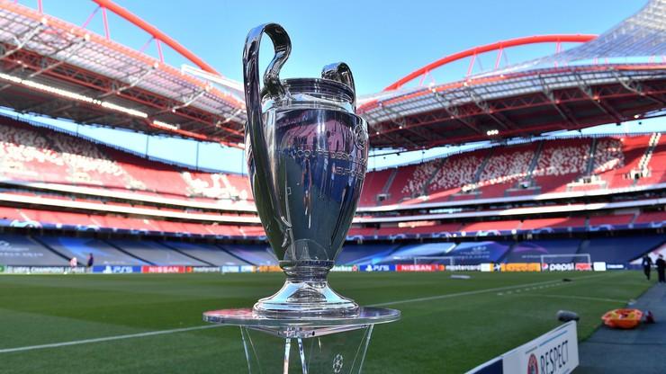 Liga Mistrzów: UEFA chce przenieść finał do Porto