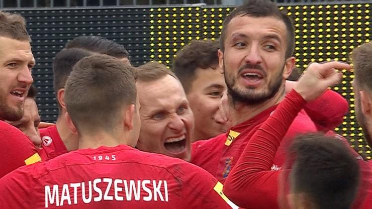 Fortuna 1 Liga: Skromne zwycięstwo Odry Opole
