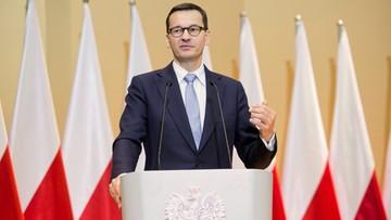 """Morawiecki """"najbardziej aktywny i przekonujący"""" w kampanii samorządowej. Sondaż IBRIS"""