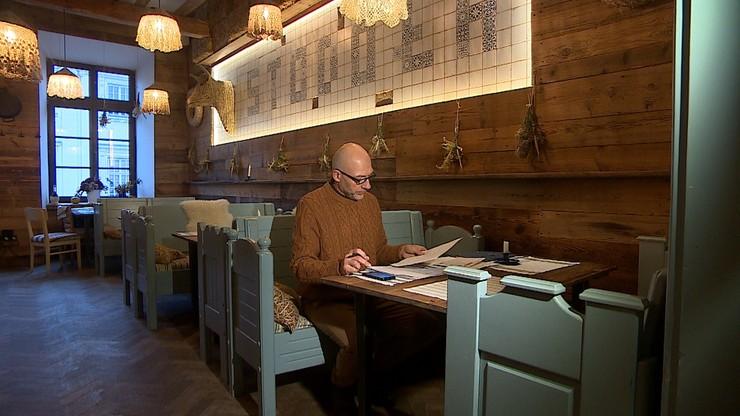 Restaurator z Lublina, Jacek Abramowski sprzedaje dom, by utrzymać restaurację