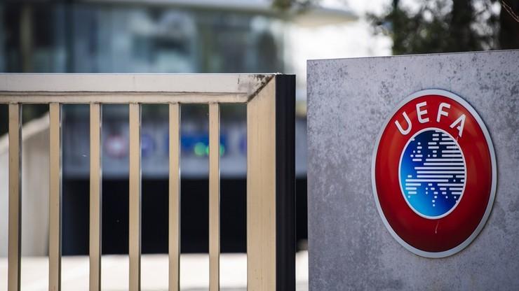 Liga Młodzieżowa UEFA została odwołana. Powodem pandemia
