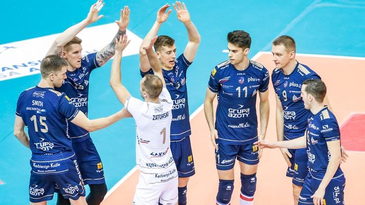 PlusLiga: Indykpol AZS Olsztyn - Grupa Azoty ZAKSA Kędzierzyn-Koźle. Transmisja w Polsacie Sport