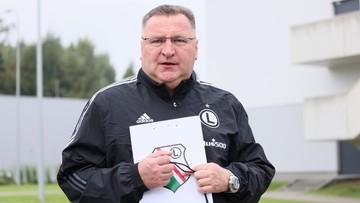 Michniewicz skomentował sytuację Legii w PKO BP Ekstraklasie