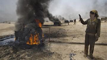 """Przegrupowanie dżhadystów. By skutecznie walczyć """"przeciw krzyżowcom"""""""