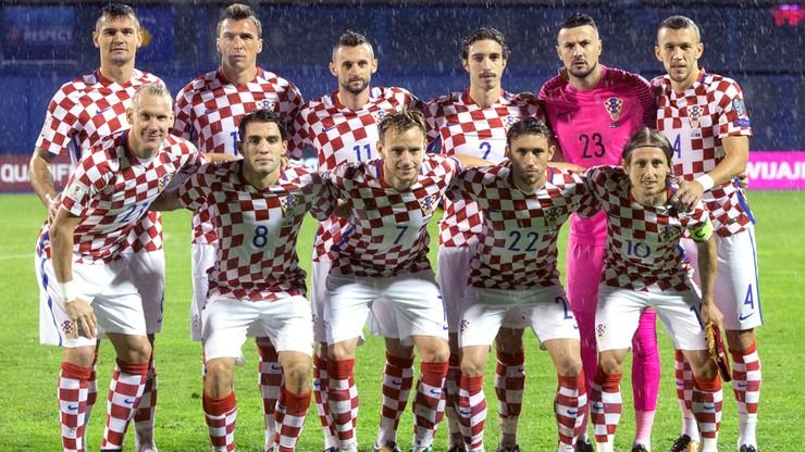 Selekcjoner Chorwacji podał szeroki skład na mundial
