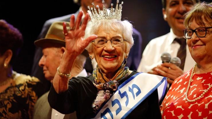 """93-letnia urodzona w Polsce prababcia została """"Miss Holocaust"""""""