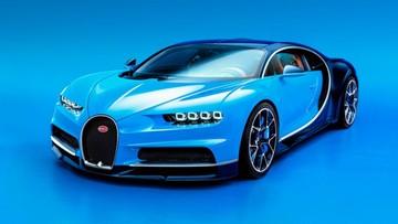 Bugatti zaprezentuje najszybszy samochód na świecie. Cena: 2,4 mln euro