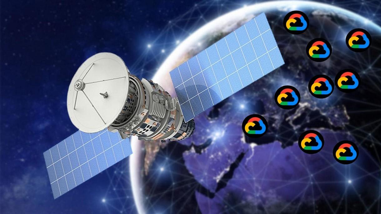 SpaceX łączy siły z Google. Starlink zaoferuje dostęp do Chmury Google
