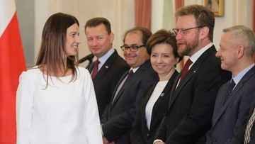 Danuta Dmowska-Andrzejuk nową minister sportu