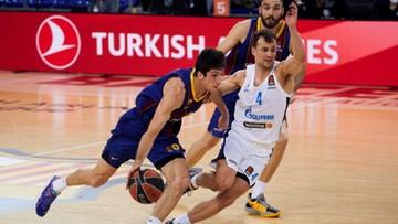 Euroliga: Remis w parze Zenit - Barcelona. Ponitka wciąż nie gra