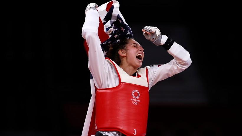 Tokio 2020: Anastasija Zolotic ze złotym medalem w taekwondo