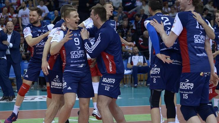 ZAKSA Kędzierzyn-Koźle mistrzem Polski. Po 13 latach wraca na szczyt