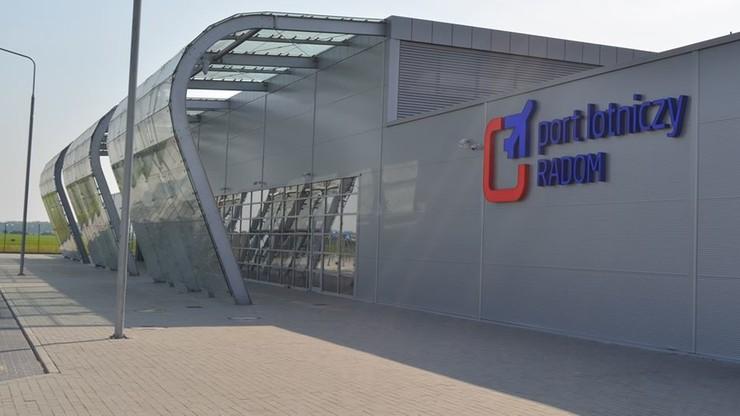 Lotnisko w Radomiu planuje rozbudowę