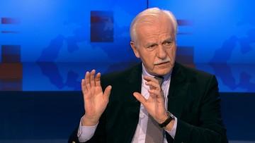 Andrzej Olechowski: nikt nie zna dziś programu Platformy Obywatelskiej