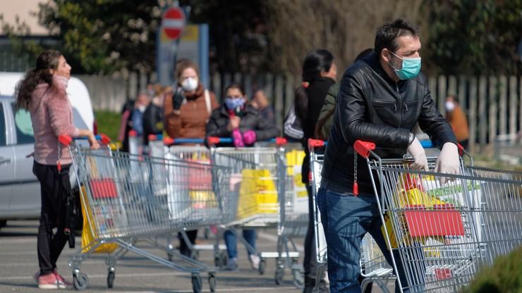 Kupisz: Tu we Włoszech myślimy jak przetrwać, a nie o pieniądzach