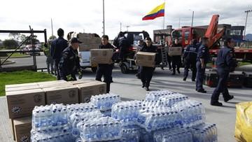 Caritas przekazała pomoc ofiarom trzęsienia ziemi w Ekwadorze