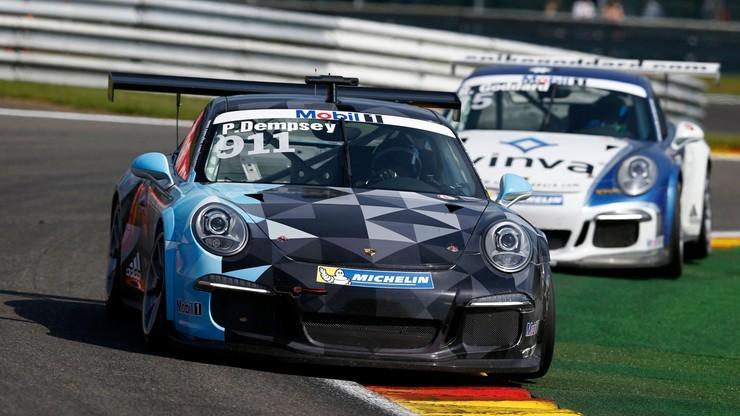 Porsche Supercup: Wyścig w Meksyku. Transmisja na Polsatsport.pl