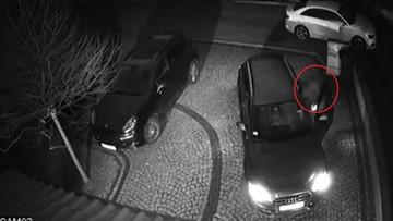 W 14 sekund otworzył audi. Błyskawiczna kradzież w Katowicach