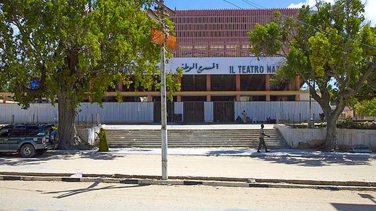 Somalia. W Narodowym Teatrze w Mogadiszu pierwszy pokaz kinowy od 30 lat