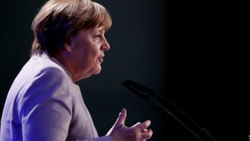 Merkel: Macron będzie silnym prezydentem Francji