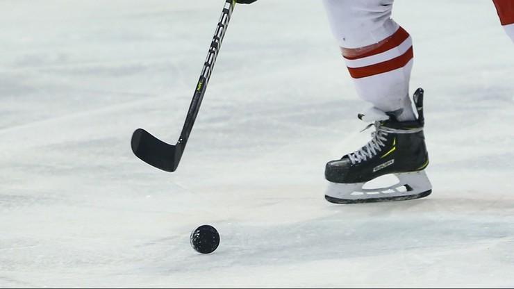 NHL: Cztery gole Sanforda w przegranym meczu Blues