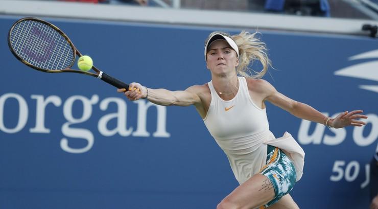 WTA Finals: Switolina jako siódma pewna udziału w turnieju Masters