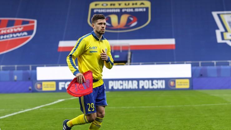 Piłkarz Arki Gdynia: Możemy być dumni ze swojej postawy