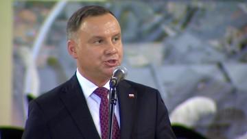 Duda: Nie będą nam w obcych językach narzucali, jaki ustrój mamy mieć w Polsce