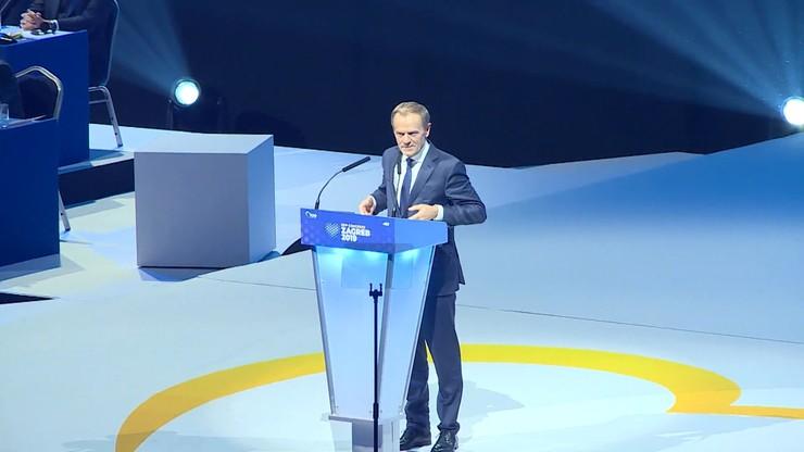 Donald Tusk przewodniczącym Europejskiej Partii Ludowej. Gratulacje od Andrzeja Dudy