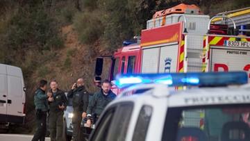 2,5-letni chłopczyk wpadł do ponad 100-metrowej rozpadliny. Trwa akcja ratunkowa