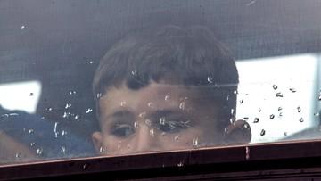 UNICEF: ponad 90 proc. dzieci uchodźców i migrantów przybywa do Europy bez opieki