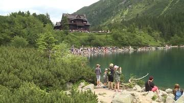 Rekord w Tatrach. W 2016 r. do TPN weszło 3,5 mln osób