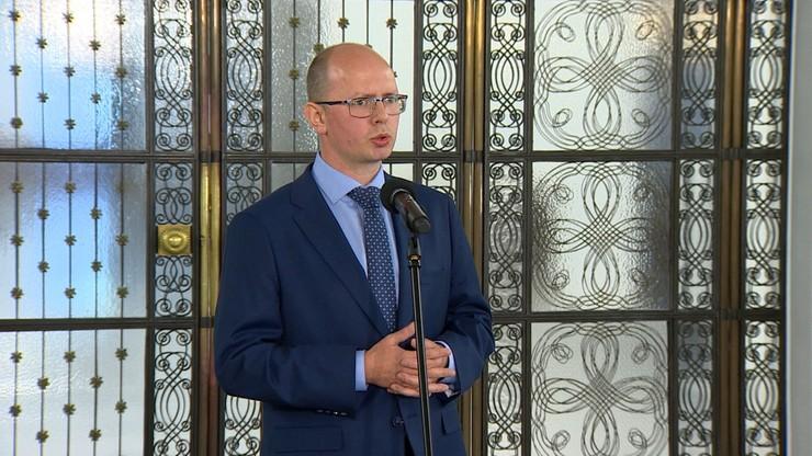 Błażej Kmieciak przewodniczącym państwowej komisji ds. pedofilii