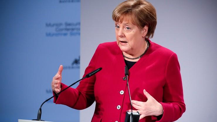 """Merkel ostrzegła przed izolowaniem Rosji. """"Nord Stream 1 nie stwarza problemów"""""""