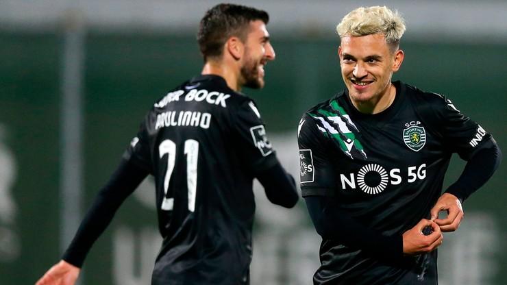 Sporting o krok od pierwszego tytułu mistrzowskiego od blisko 20 lat. Zespół z Lizbony jeszcze nie przegrał!