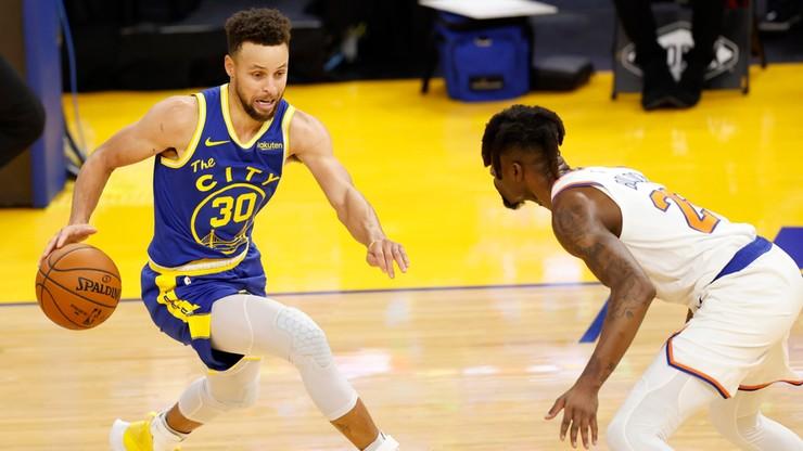 """NBA: Stephen Curry drugi na liście wszech czasów w liczbie trafionych """"trójek"""""""