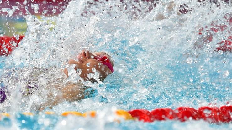 ME w pływaniu: Szóste miejsce sztafety mieszanej 4x100 m stylem zmiennym