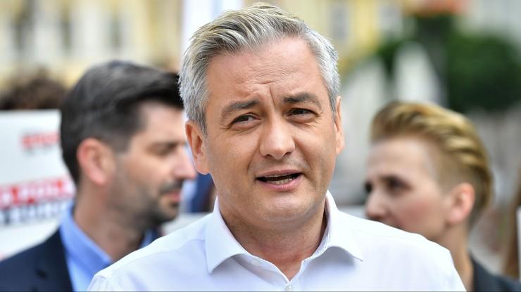 W piątek zgromadzenie ogólne Wiosny ma podjąć decyzję o samorozwiązaniu partii