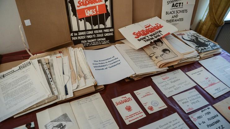 Prywatne dokumenty z czasów wojen i PRL trafiły do Archiwum Akt Nowych
