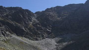 Śmiertelny wypadek w Tatrach. Ratownicy odnaleźli ciało turysty