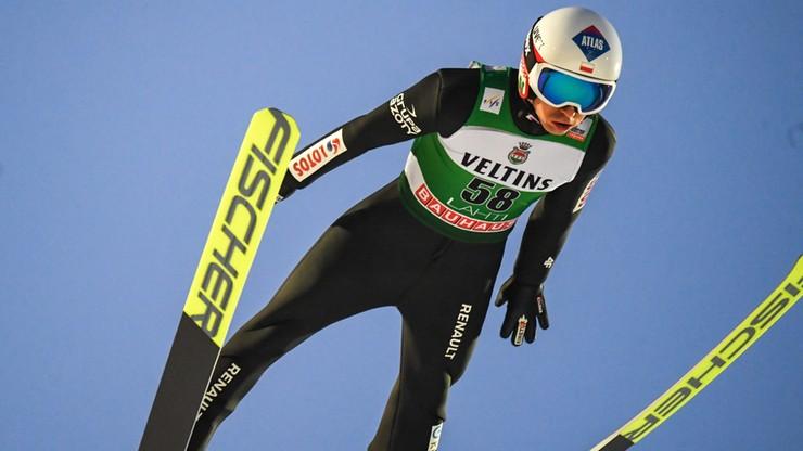 PŚ w skokach narciarskich: Stoch piąty, Kubacki szósty w Lahti
